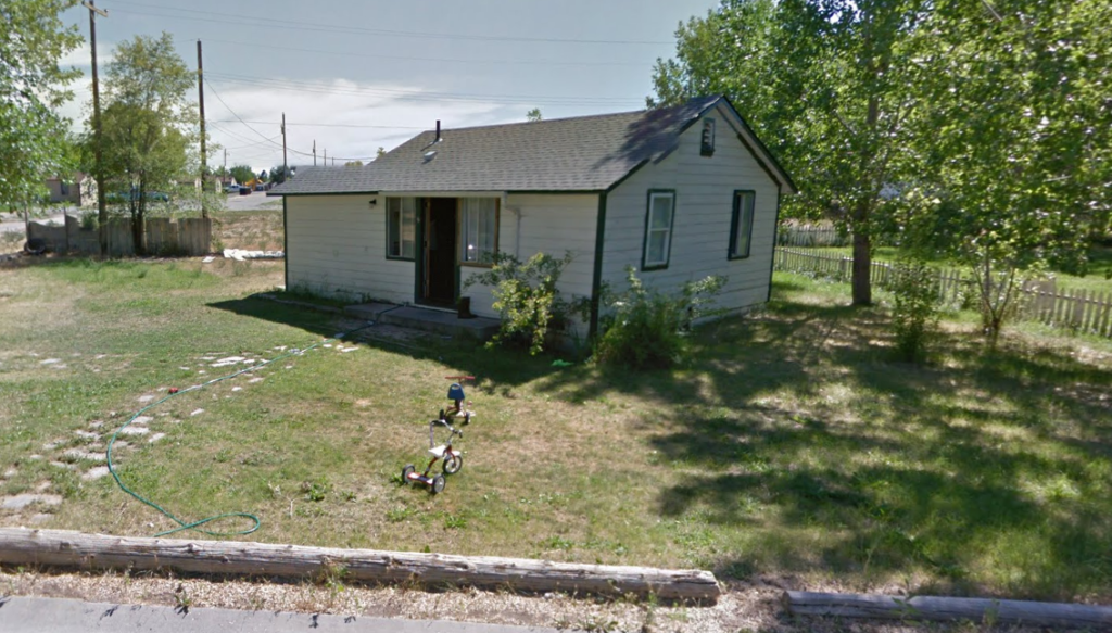A typical two-bedroom cottage at the camp site. Source: Google Maps.